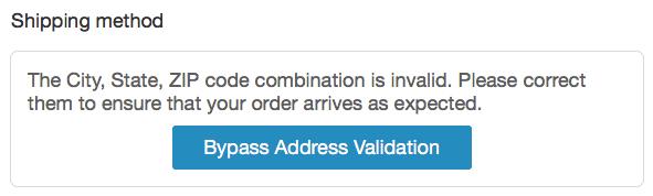 address-validation-bypass