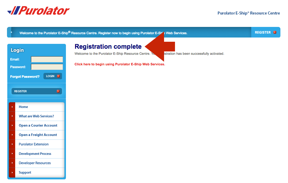 purolator-eship-registration-complete