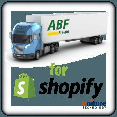 Shopify / ABF LTL Freight